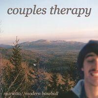 Modern Baseball / Marietta - Couple's Therapy (Blue) [Colored Vinyl] (Can)
