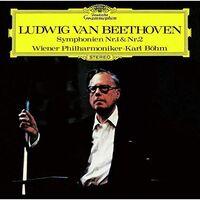 Beethoven / Karl Bohm - Beethoven: Symphonies 1 & 2 [Remastered] (Shm) (Jpn)