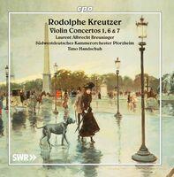 Laurent Albrecht Breuninger - Violin Concertos 1 / 6 & 7