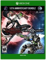 Xb1 Bayonetta & Vanquish 10th Anni Standard - Bayonetta & Vanquish 10th Anniversary Standard Edition for Xbox One