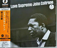 John Coltrane - Love Supreme [Limited Edition] (Dsd) (Hqcd) (Jpn)