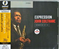 John Coltrane - Expression [Limited Edition] (Hqcd) (Jpn)