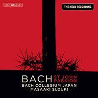 Bach Collegium Japan - St John Passion (Hybr)