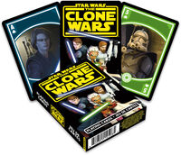 Star Wars Clone Wars Playing Cards Deck - Star Wars Clone Wars Playing Cards Deck