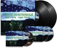 Neil Young & Crazy Horse - Return To Greendale [Limited Edition Deluxe Box Set 2LP/2CD/1 DVD/1 Blu-ray]