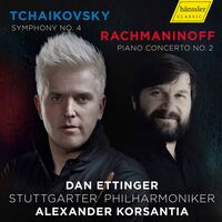 Rachmaninoff / Ettinger / Korsantia - Symphony 4