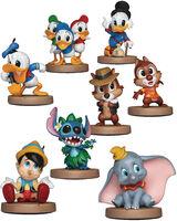 Beast Kingdom - Beast Kingdom - Disney Classic Series MEA-019 8Pc Figure Set
