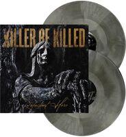 Killer Be Killed - Reluctant Hero (Silver & Black Swirl)