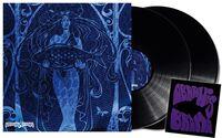 Abramis Brama - Enkel Biljett (Black Vinyl) + Patch