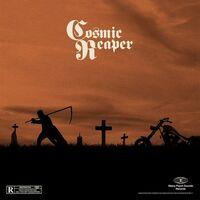 Cosmic Reaper - Cosmic Reaper (Blk) [Colored Vinyl] (Org)