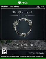 Xb1/Xbx Elder Scrolls Online: Blackwood - Xb1/Xbx Elder Scrolls Online: Blackwood