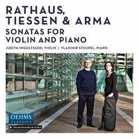 Arma / Ingolfsson / Stoupel - Sonatas For Violin & Piano