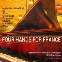 Alkan / Mccallum / Helyard - Four Hands For France
