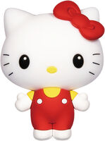 Hello Kitty 3D Foam Magnet - Hello Kitty 3d Foam Magnet (Mag)