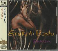 Erykah Badu - Baduism (Jpn) (Shm)