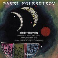 Pavel Kolesnikov - Beethoven: Moonlight Sonata