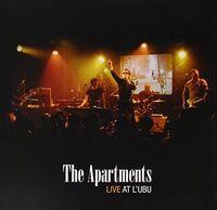 Apartments - Live At L'ubu (Aus)