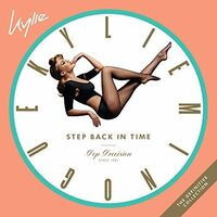 Kylie Minogue - Step Back In Time: The Definitive Collection [2CD]