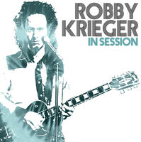 Robby Krieger - In Session (Blue) [Colored Vinyl] [Limited Edition]