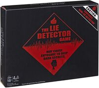 Games - Hasbro Gaming - The Lie Detector Game