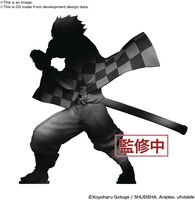 Bandai Hobby - Demon Slayer Tanjiro Kamado, Bandai Spirits Model Kit