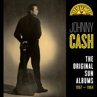 Johnny Cash - Original Sun Albums 1957-1964 (8cd Hardback Book) [Box Set]