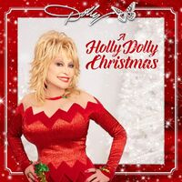 Dolly Parton - A Holly Dolly Christmas [Limited Edition Red LP]
