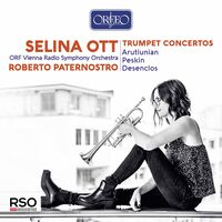 Arutiunian / Ott / Paternostro - Trumpet Concertos