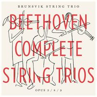 Beethoven - Complete String Trios