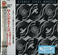 The Rolling Stones - Steal Wheels (SHM-CD) (Paper Sleeve) [Import]