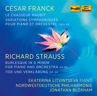 Franck / Litvintseva / Bloxham - Ekaterina Litvintseva Plays