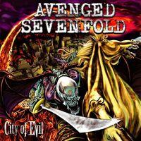 Avenged Sevenfold - City of Evil (Transparent Red Vinyl)