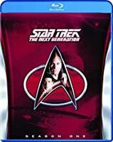 Star Trek: Next Generation - Season 1 - Star Trek: Next Generation - Season 1 (6pc)