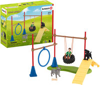 Schleich - Puppy Agility Training
