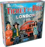 Ticket to Ride London - Ticket to Ride: London
