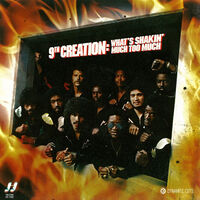 9th Creation - What's Shakin [Limited Edition]