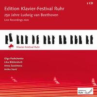 Beethoven / Pashchenko / Vavic - Edition Klavier-Festival 39