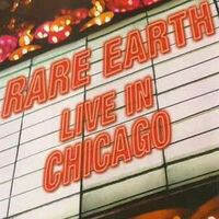 Rare Earth - Live in Chicago (Red Translucent Vinyl)