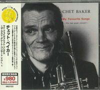 Chet Baker - My Favorite Songs: The Last Great Concert Vol 1