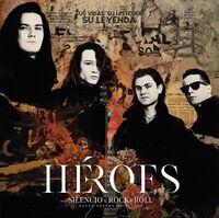 Heroes Del Silencio - Heroes: Silencio Y Rock & Roll (W/Cd) (Spa)