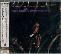 Kenny Burrell - Night At The Vanguard (Bonus Track) [Reissue] (Shm)