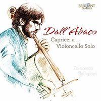 Francesco Galligioni - Capricci a Violoncello Solo