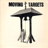 Moving Targets - Burning In Water (Colv) (Ltd) (Wht)