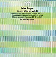 Gerhard Weinberger - Organ Works 6