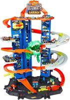 Hot Wheels - Mattel - Hot Wheels City Set Ultimate Garage