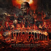 Slayer - The Repentless Killogy (Live at The Forum in Inglewood, CA) [Red Swirl 2LP]