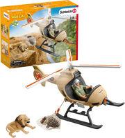 Schleich - Schleich Animal Rescue Helicopter