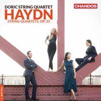 Doric String Quartet - String Quartets 33 (2pk)