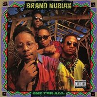Brand Nubian - One For All (30th Anniversary) [Indie Exclusive] [Colored Vinyl] (Ofgv)