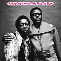 Buddy Guy / Wells,Junior - Play The Blues (Audp) (Blue) [Colored Vinyl] [Clear Vinyl] [Limited Edition]
